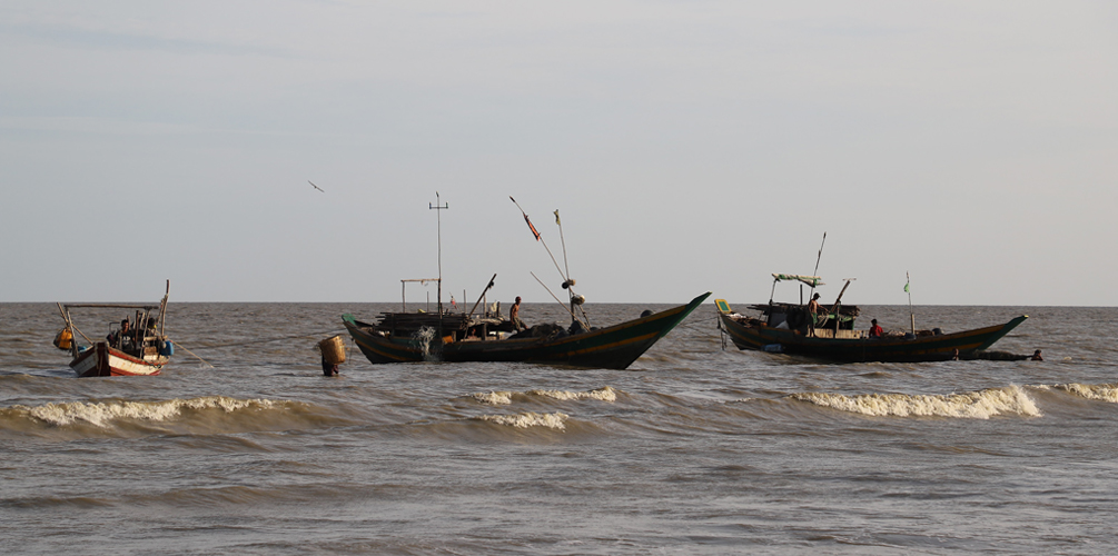 Fishing Communities in Myanmar
